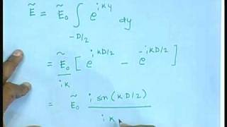 Lecture - 20  Diffraction  - I