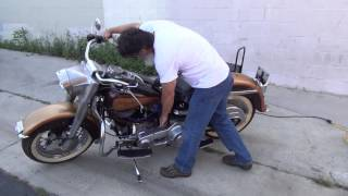 7. Hunting Harley's, 1979 FLH 80 classic