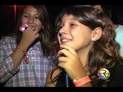 JORNAL TV RIO - 24-09-12 - SHOW DE PAULA FERNANDES EM PIRAPORA