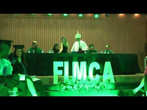 Formatura FIMCA Unicentro 2019