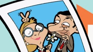 MrBean - Mr Bean - romantic photo booth pictures