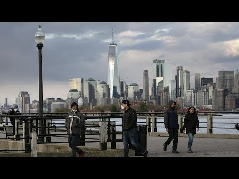 ΗΠΑ- COVID-19: 830 νεκροί μέσα σε μία μέρα – Μέτα την Ν.Υόρκη εστία πανδημίας η Ουάσιγκτον…