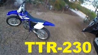 5. Yamaha- TTR 230