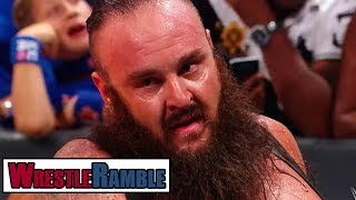 Who won WWE Summerslam 2017 main event reactions for Brock Lesnar Vs. Roman Reigns Vs. Braun Strowman Vs. Samoa Joe...Subscribe to WrestleTalk for daily WWE and wrestling news! https://goo.gl/WfYA12Support WrestleTalk on Patreon here! http://goo.gl/2yuJpoSubscribe to WrestleTalk's WRESTLERAMBLE PODCAST on iTunes - https://goo.gl/7advjXCatch us on Facebook at: http://www.facebook.com/WrestleTalkTVFollow us on Twitter at: http://www.twitter.com/WrestleTalk_TV
