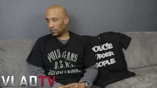 Lord Jamar: Diddy Wouldn't Test Suge Knight the Way He Did Drake