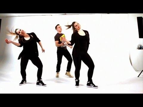 Клубные танцы для новичков. Обучающий урок.