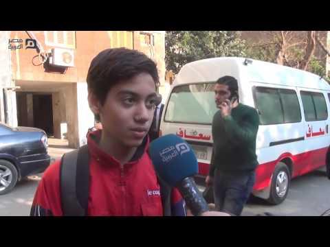 مصر العربية | الجماهير توجه رسالة لـ محمد حلمى
