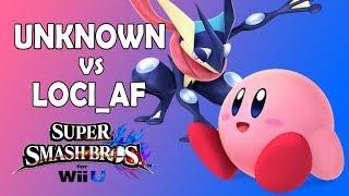 [Smash 4] Amazing Kirby gameplay, looks fast