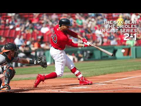 Video: Red Sox take on AL East rivals New York Yankees at Fenway