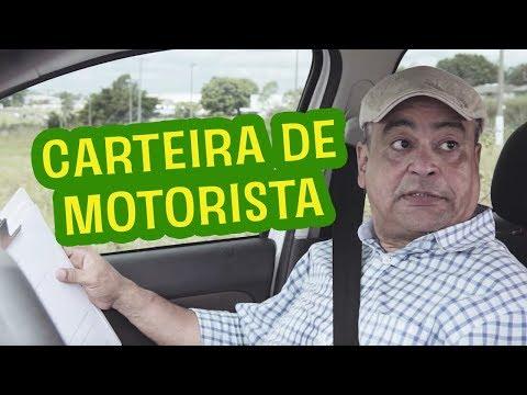 Carteira de Motorista - DESCONFINADOS