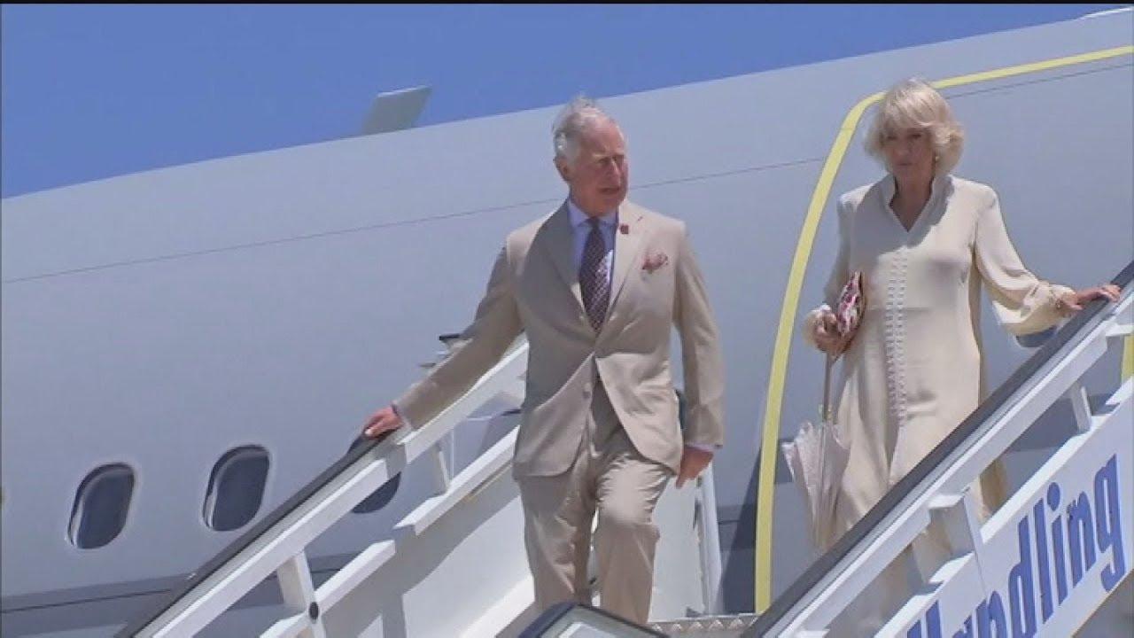 Στην Κρήτη ο πρίγκιπας της Ουαλίας και η δούκισσα της Κορνουάλης