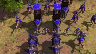 Age of Empires III The Asian Dynasties official trailer HD 720p