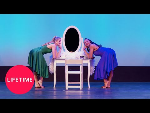 """Dance Moms: Full Dance: Chloe and Nia's """"Coming to Hollywood"""" Duet (Season 7, Episode 25) 