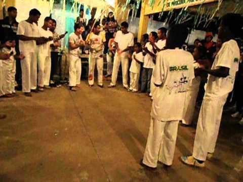 Trabalho Educativo FICAG 2012 Serra Azul de Minas - MG Facebook.com/Capoeira,Positividade e Vida