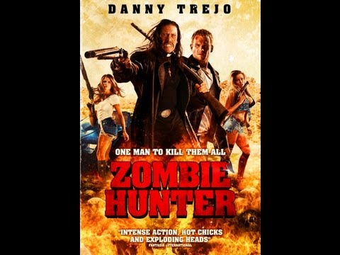 Zombie Hunter Official Trailer (2013)
