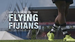 Get an exclusive look behind the scenes with Fiji in the build up to their World Rugby Pacific Nations Cup match with Samoa in Apia. Follow World Rugby on ...