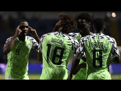 Nigeria vs Cameroon 3-2 Highlights & Goals  Africa Cup of Nations 2019 06/07/2019