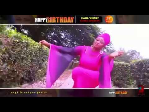 Happy birthday by Hadjia Sikiratu Atoke