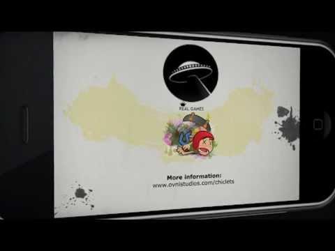 Video of Mega Drop Chiclets Evolution
