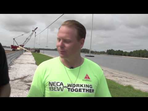 Nik Wallenda Prepares for Grand Canyon Wire Walk