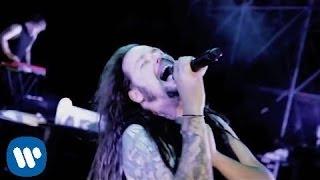 Korn - Get Up! ft. Skrillex [OFFICIAL VIDEO]