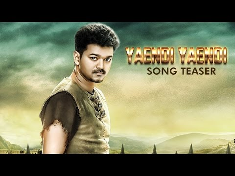 Yaendi Yaendi Song Teaser Video From Puli Movie, Vijay Shruti Haasan