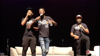 Live From The Minneapolis Comedy Festival w/ DC Young Fly, Karlous Miller & Chico Bean