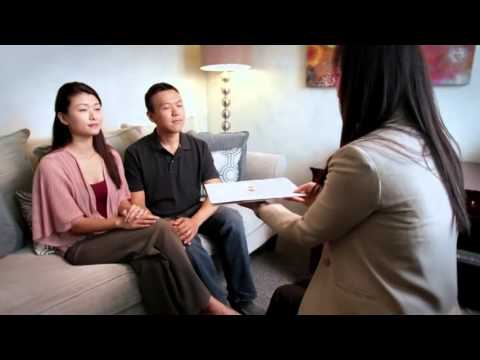 Reproductive Fertility Center Korean Ad 2012