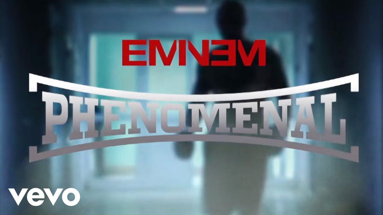 Eminem – Phenomenal (Lyric Video)