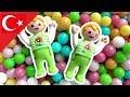 Playmobil T Rk E Top Havuzu  Hauser Ailesi   Ocuk Filmi