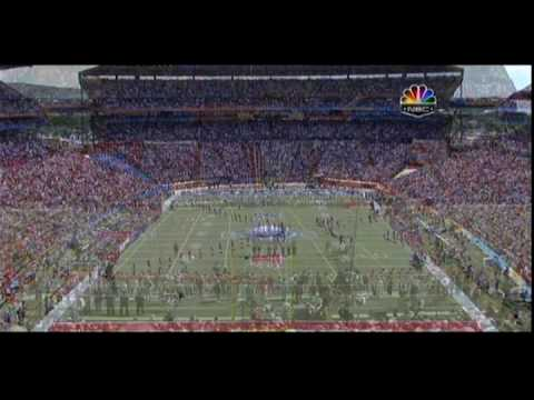 David Archuleta - Pro Bowl - National Anthem