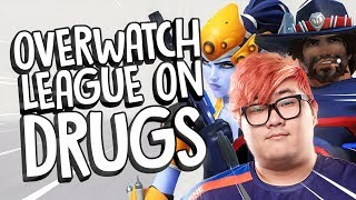 Video OVERWATCH LEAGUE ON DRUGS MP3, 3GP, MP4, WEBM, AVI, FLV Juni 2018