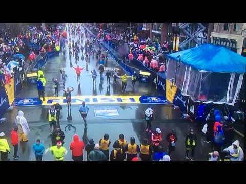 eric boston marathon 2018