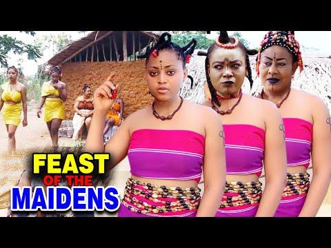 "FEAST OF THE MAIDENS SEASON 1&2 ""FULL MOVIE"" - (Rachael Okonkwo) 2020 Latest Nollywood Epic Movie"