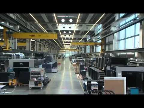 Karl Knauer: Speedmaster XL 145 der Heidelberger Druckmaschinen AG