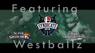 Westballz to enter Syndicate 2016, The Netherlands, 10-11 September