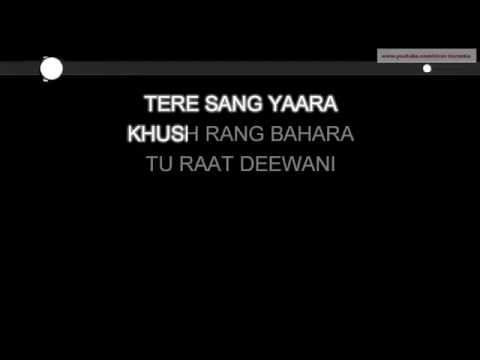 Video Rustom | Tere Sang Yaara | O Karam Khudaya Hai |  High Quality Karaoke song download in MP3, 3GP, MP4, WEBM, AVI, FLV January 2017