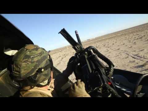 Marine WTI training underway in Yuma County