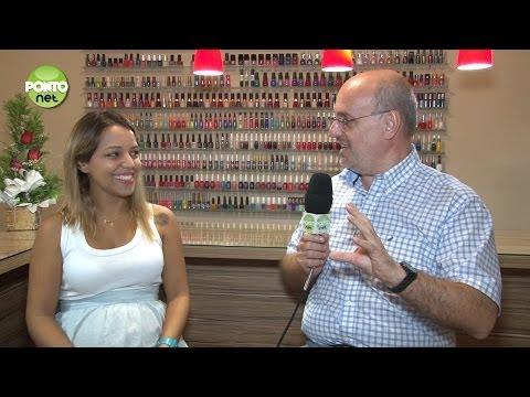 A empresária Amanda Oliveira fala sobre a Esmalteria Nail Bar com Ricardo Orlandini