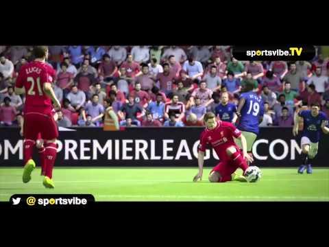 FIFA15 Sims: Liverpool vs Everton (Premier League Gameweek 6)
