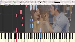 Она была совсем девчонкой - Шуфутинский Михаил (Ноты и Видеоурок для фортепиано) (piano cover)