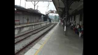 Estação de Trem Rio Grande da Serra-SP