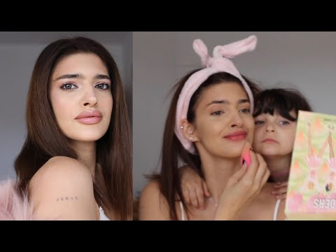 make-up cu textura cremoasa PINK DELISH🍧