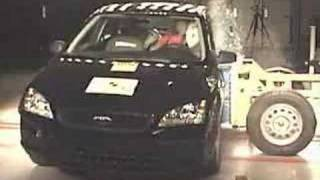 Ford Focus XR5 (2006) Crash Test