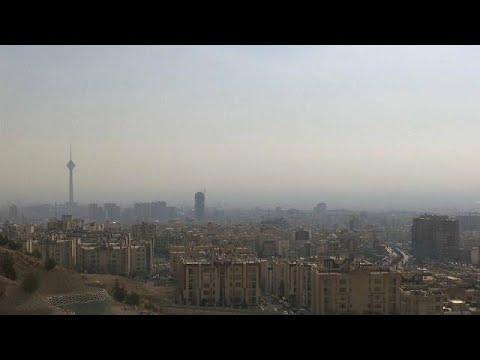 Menschen in Teheran nach Trumps Rede: