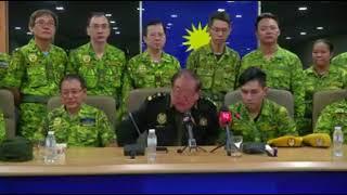 Anggota RELA dakwa dipukul Datuk Seri