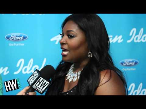 candice - Candice Glover Reflects On Nicki Minaj Tearing Up -- American Idol Subscribe to Hollywire | http://bit.ly/Sub2HotMinute Send Chelsea a Tweet! | http://bit.ly...