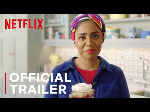 A table avec Nadiya sur Netflix