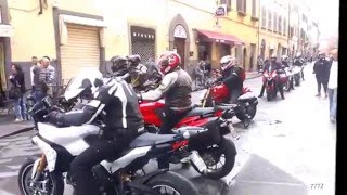 Montevarchi Italy  city images : DUCATI Desmo Meeting in MONTEVARCHI ITALY