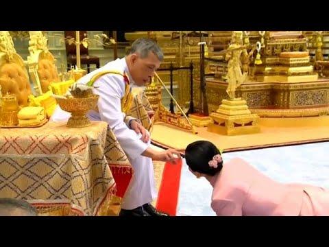 Thailand: Royale Überraschung - König Vajiralo ...